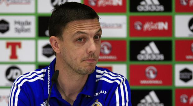 Chris Baird and Northern Ireland's players have some reminders at home with them in France