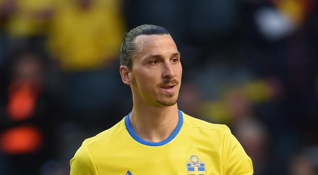 Zlatan Ibrahimovic is a threat to the Republic of Ireland