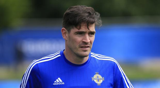 Kyle Lafferty has issued a rallying cry to his Northern Ireland team-mates