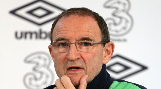 Republic of Ireland manager Martin O'Neill has warned his players of a backlash from Belgium