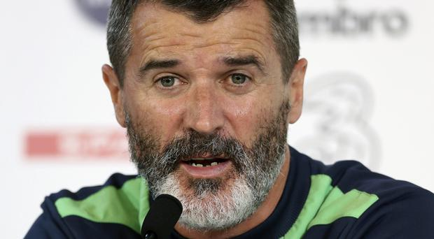 Republic of Ireland assistant manager Roy Keane has been