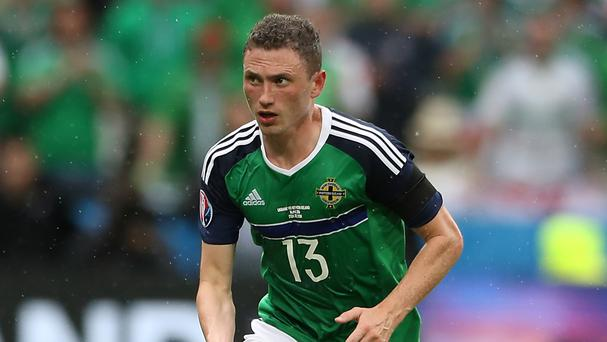 Corry Evans will not allow himself to be intimidated by Germany's players