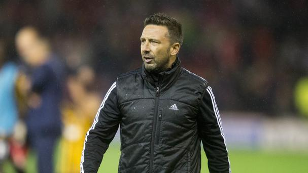 Derek McInnes and his Aberdeen team face a trip to Luxembourg
