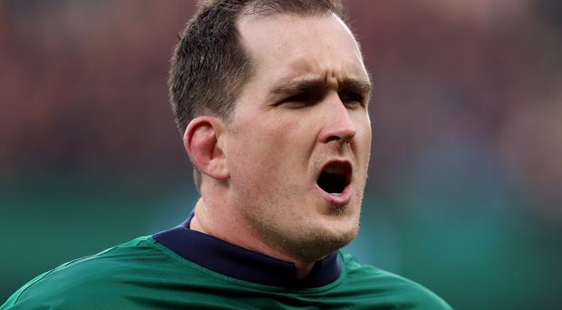 Devin Toner wants to make history at the weekend
