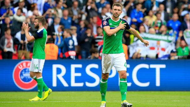 Gareth McAuley was happy to prove Northern Ireland's doubters wrong