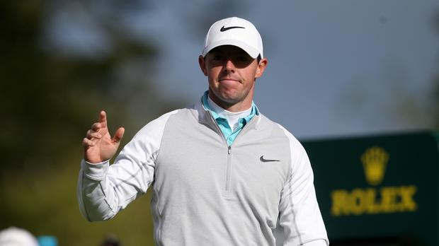 Rory McIlroy saluted Northern Ireland's achievement
