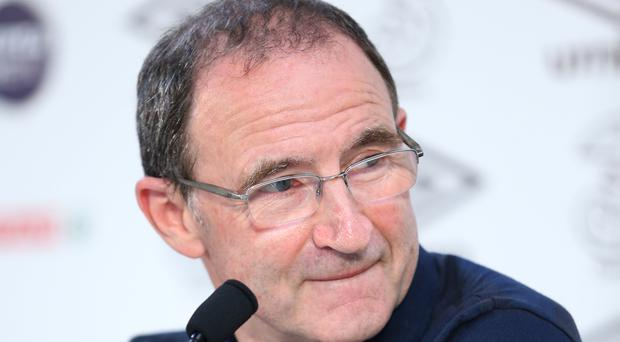 Republic of Ireland manager Martin O'Neill has started preparations for Sunday's Euro 2016 showdown with hosts France