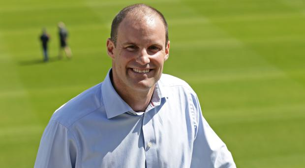 ECB director Andrew Strauss has hailed the improvement of Ireland in the last decade