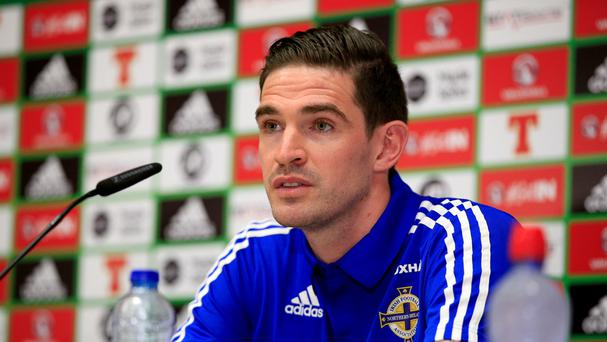 Kyle Lafferty is confident Northern Ireland can go further than the round-of-16 stage