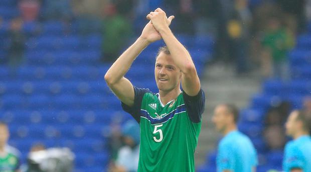 Jonny Evans wants this Northern Ireland team to be remembered