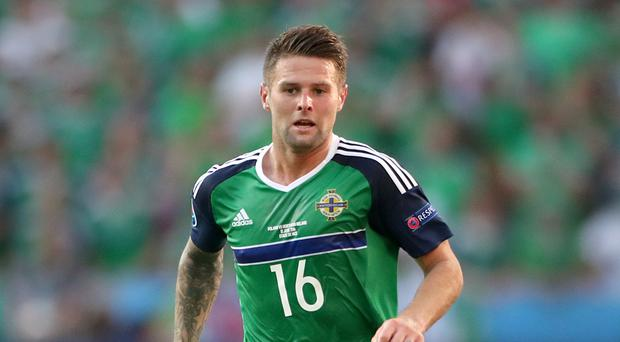 Northern Ireland's Oliver Norwood is shutting out transfer talk at Euro 2016