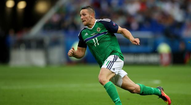 """Conor Washington called Northern Ireland's Euro 2016 exit """"a harsh way to go out"""""""