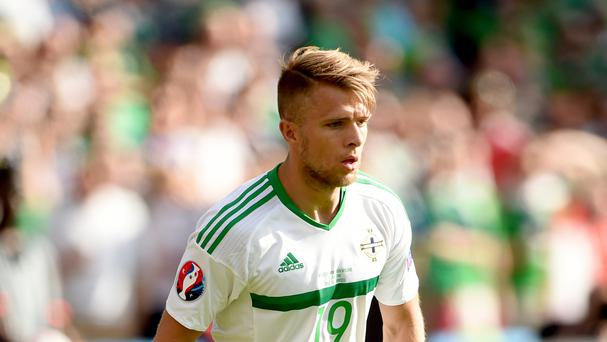 Jamie Ward hopes Northern Ireland can build on the feel-good factor