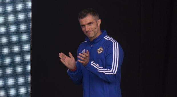 Aaron Hughes will be among those considering his international future