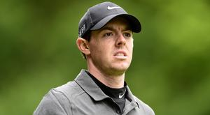 """Rory McIlroy admits the Olympics is not the """"pinnacle"""" of his sport"""