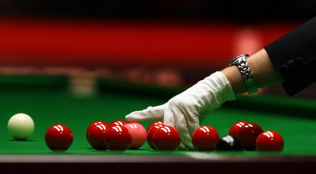 Leo Fernandez has been suspended from snooker for 15 months