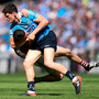 Diarmuid Connolly clashes with Dolan