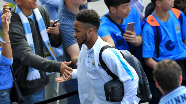 Raheem Sterling is expecting a tough test against Steaua Bucharest