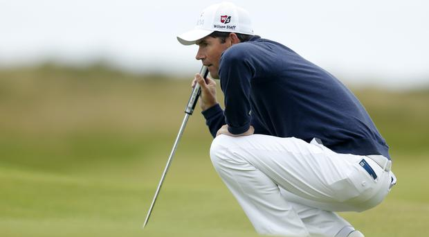 Padraig Harrington, pictured, and Seamus Power will represent Ireland in the Olympic golf competition