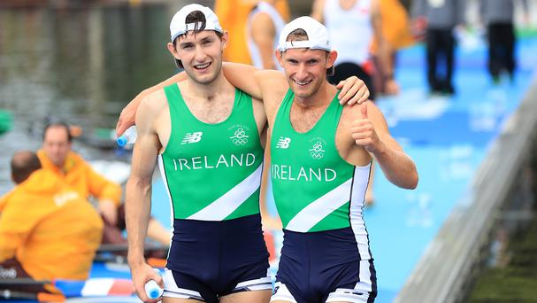 O'Donovan brothers hoping to go for gold in Tokyo