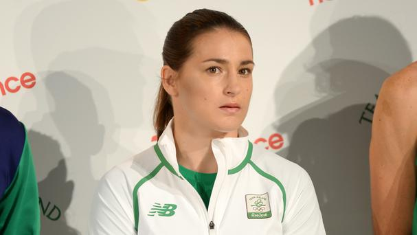 Katie Taylor has crashed out of the Rio Olympics in her opening fight