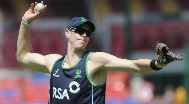 Boyd Rankin, the Ireland and Warwickshire bowler, has been ruled out for the season