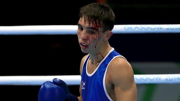 'They're cheats': Irish boxer accuses organization of rigging his Olympic fight