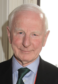 Pat Hickey Photo: PA News