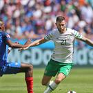 Daryl Murphy shone for the Republic of Ireland at Euro 2016