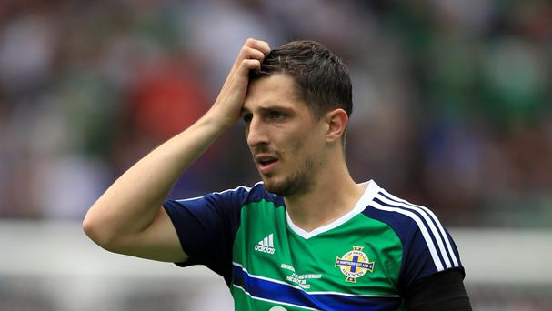 Craig Cathcart's absence could see Northern Ireland change their formation