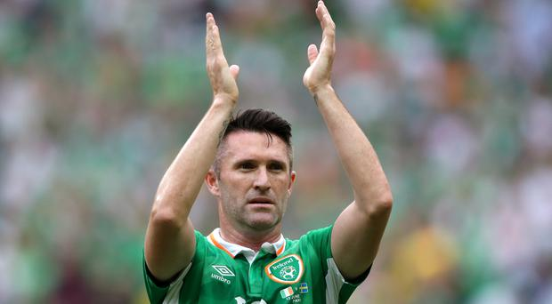 Robbie Keane will retire from international football after Wednesday's game