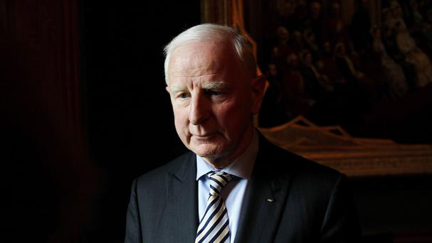 Pat Hickey walked out of the high-security Bangu Prison in Rio and was driven away in a waiting car on Tuesday