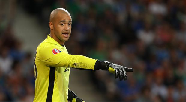 Republic of Ireland goalkeeper Darren Randolph is placing his faith in a new generation