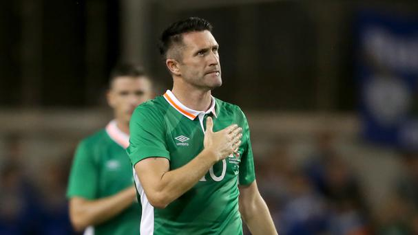 Republic of Ireland skipper Robbie Keane has retired from international football with 146 caps and 68 goals