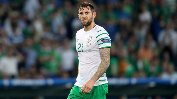 Daryl Murphy is hoping for success with both the Republic of Ireland and Newcastle