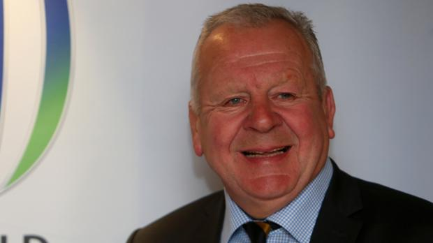 WR chairman Bill Beaumont