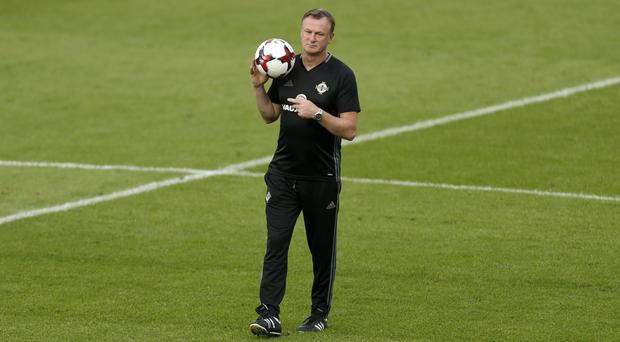 Michael O'Neill's Northern Ireland play their first game since Euro 2016 this weekend