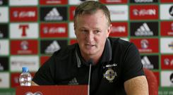 Michael O'Neill's stock rose considerably after Northern Ireland's run to the last 16 of Euro 2016
