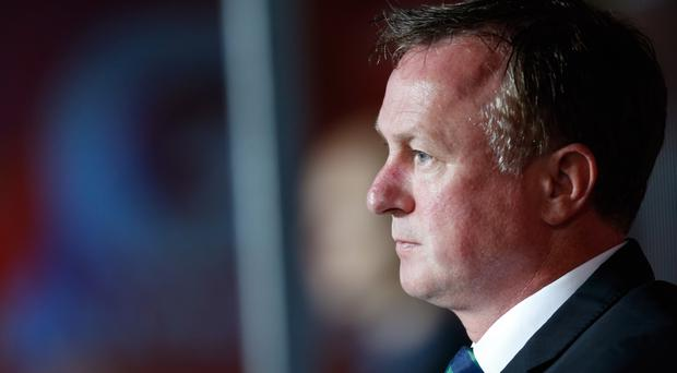 Michael O'Neill's side claimed a point in Prague