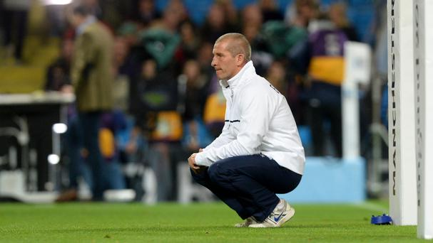 Stuart Lancaster has worked in various sporting roles since leaving the England coaching job