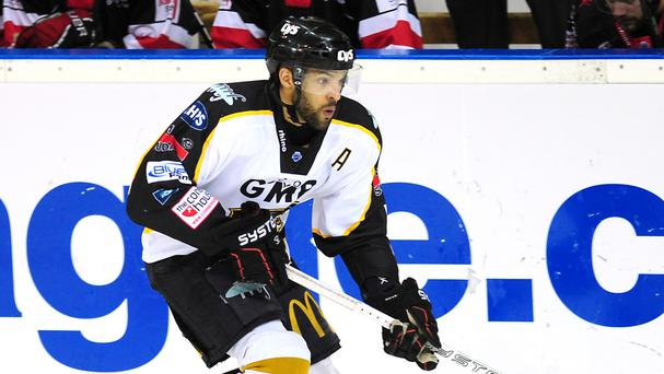 David Clarke scored as Nottingham Panthers beat Cardiff Devils
