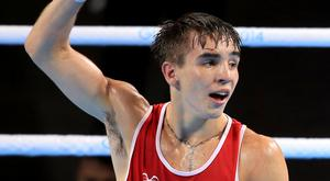 Michael Conlan has been promised a world title fight.