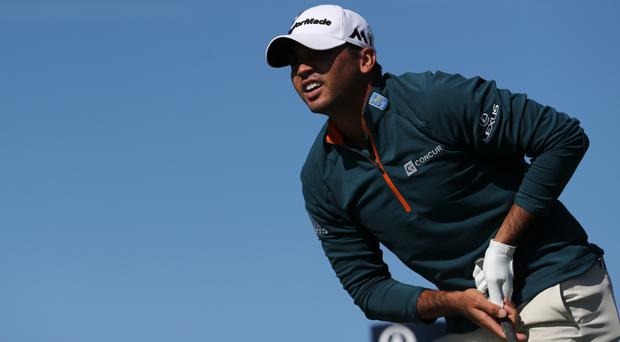 Australia's Jason Day withdrew from the Tour Championship with a back injury on Friday
