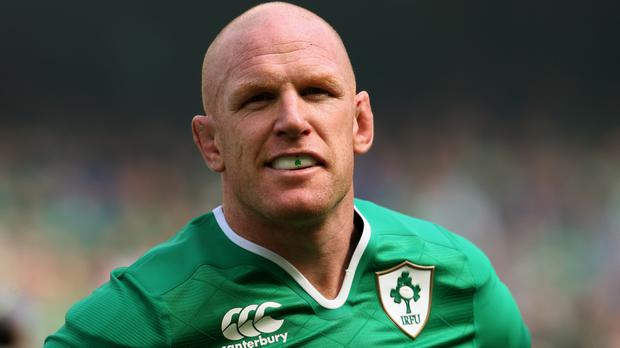 Former Ireland captain Paul O'Connell