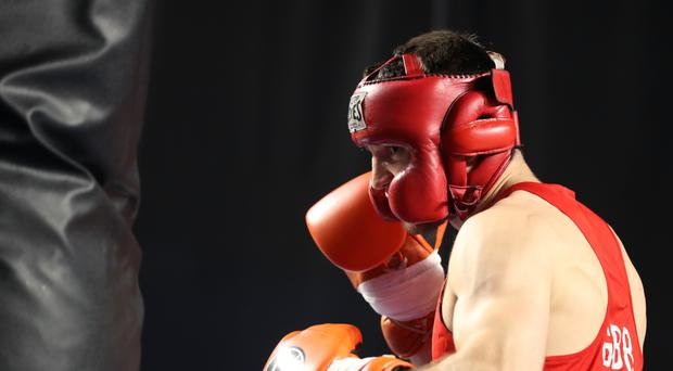 Team GB boxer Anthony Fowler