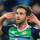 Will Grigg will not feature against San Marino or Germany