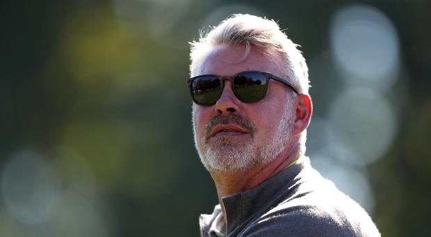 Europe captain Darren Clarke