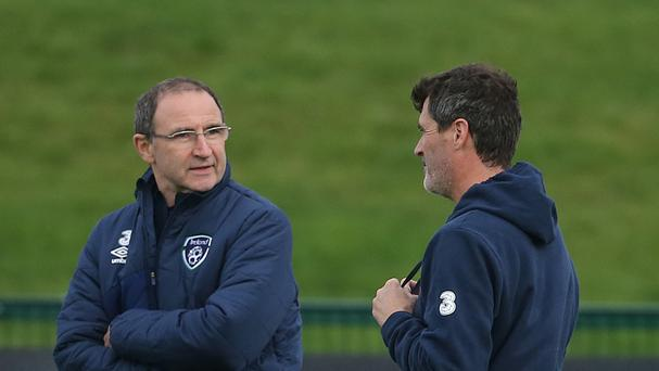 Martin O'Neill names side for World Cup qualifier