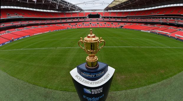 France, Ireland and South Africa are competing to host the 2023 World Cup