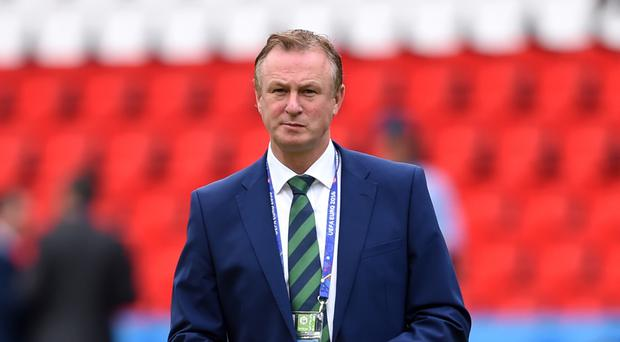 Michael O'Neill's Northern Ireland have two very different games coming up